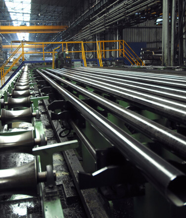 5,000 Meters of Pipe Per Minute